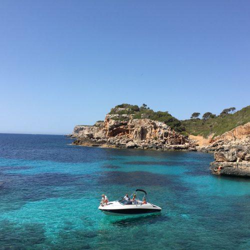 Boat trip adventure Mallorca