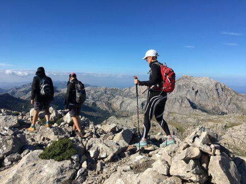 Hiking Tramuntana Mallorca