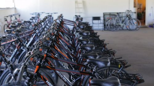 Rent bikes for groups