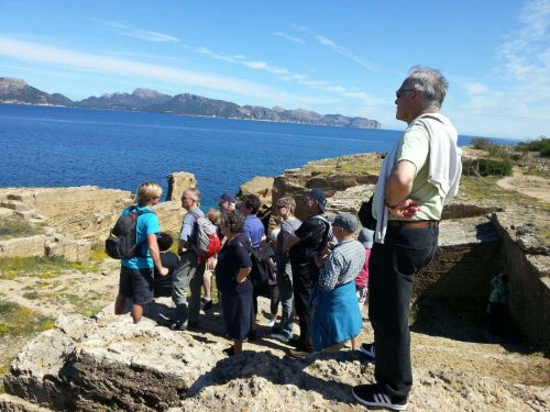 group excursion mallorca