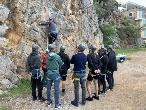 Climbing incentive