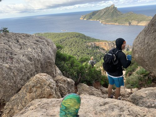 Hiking south Mallorca