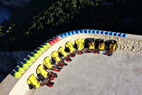 Outdoor adventure sports equipment