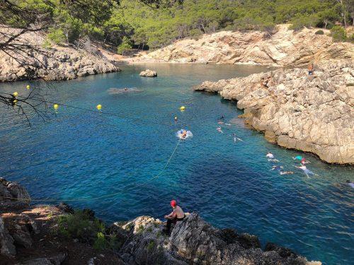 Coast challenge zipline