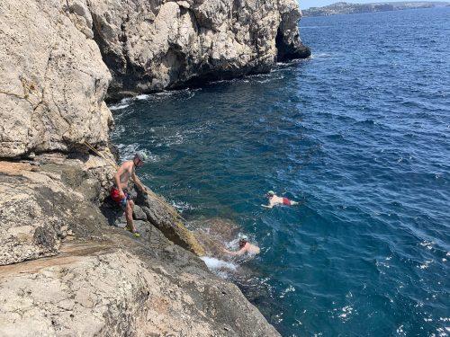 Coasteering Outdoor Adventure Sports