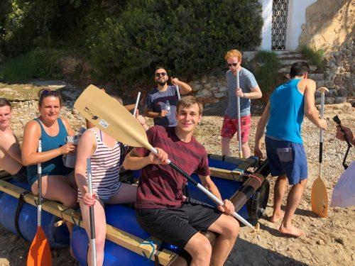 Mallorca Sea Raft