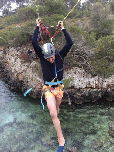 Mutiadventure hanging bridge