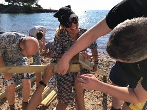 Sea Raft Challenge mallorca