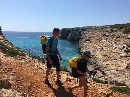 Sea cave kids tours