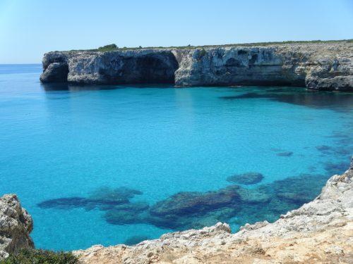 Sea caving in mallorca