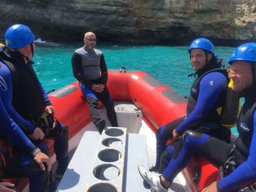 Speed boat challenge mallorca
